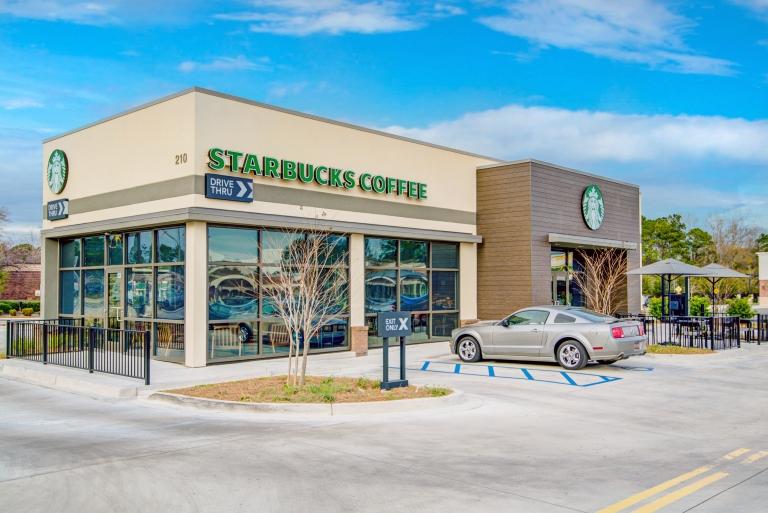 SIG Handles Transaction on Starbucks Property in South Carolina