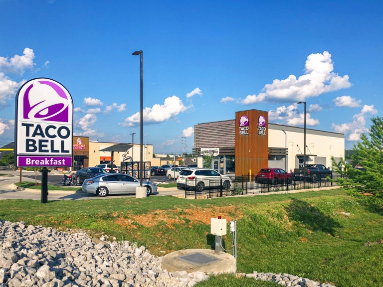 SIG Handles Transaction of Taco Bell NNN For Sale in Smyrna, TN