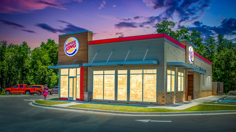 SIG Handles Transaction on Burger King For Sale in Manning, SC
