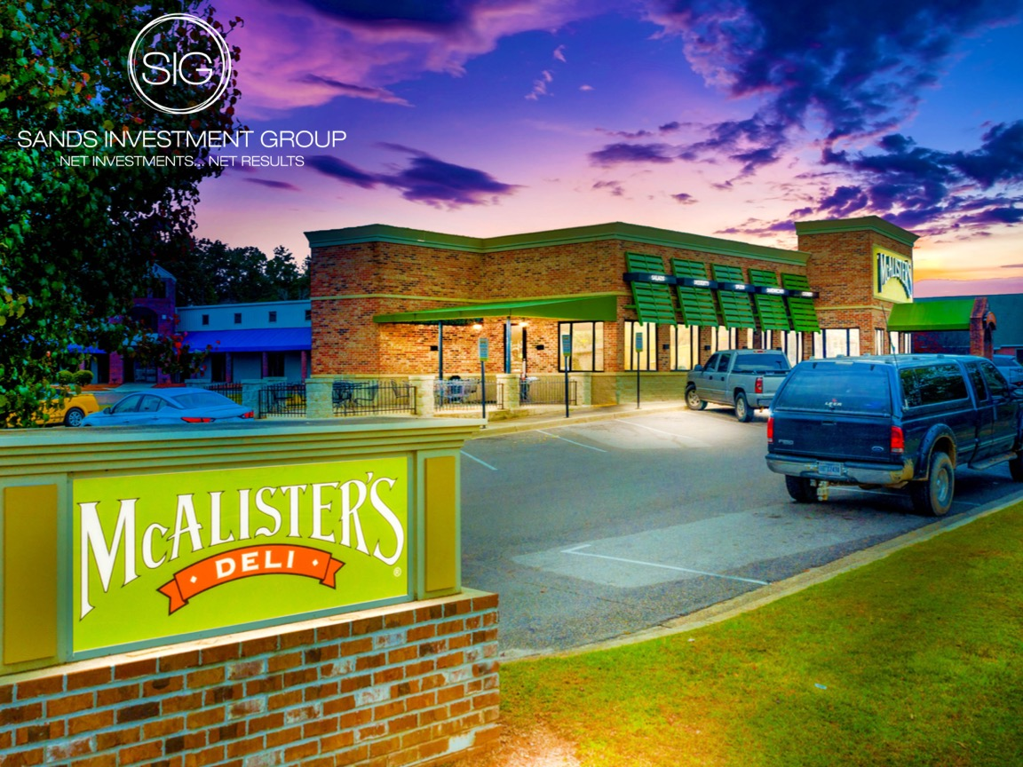 McAlister's Deli | Hattiesburg, MS