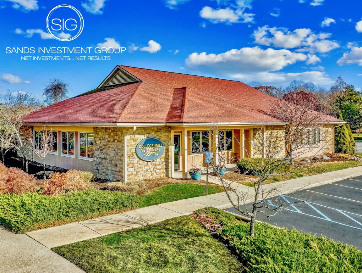 NVA – College Mall Veterinary Hospital | Bloomington, IN