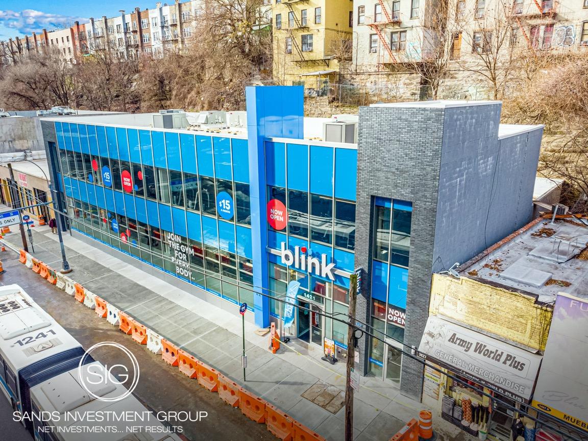 Blink Fitness | Bronx, NY