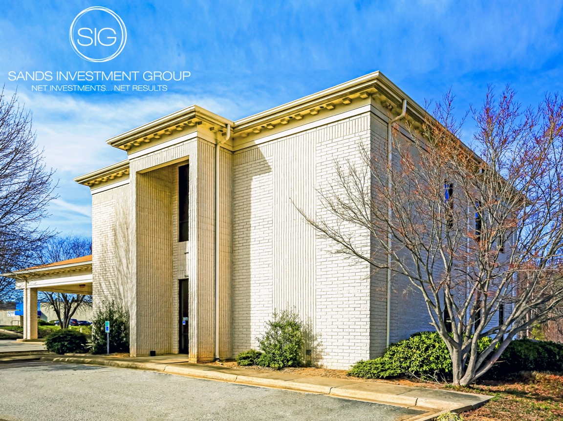 Former Multi-Tenant Bank Building | Reidsville, NC