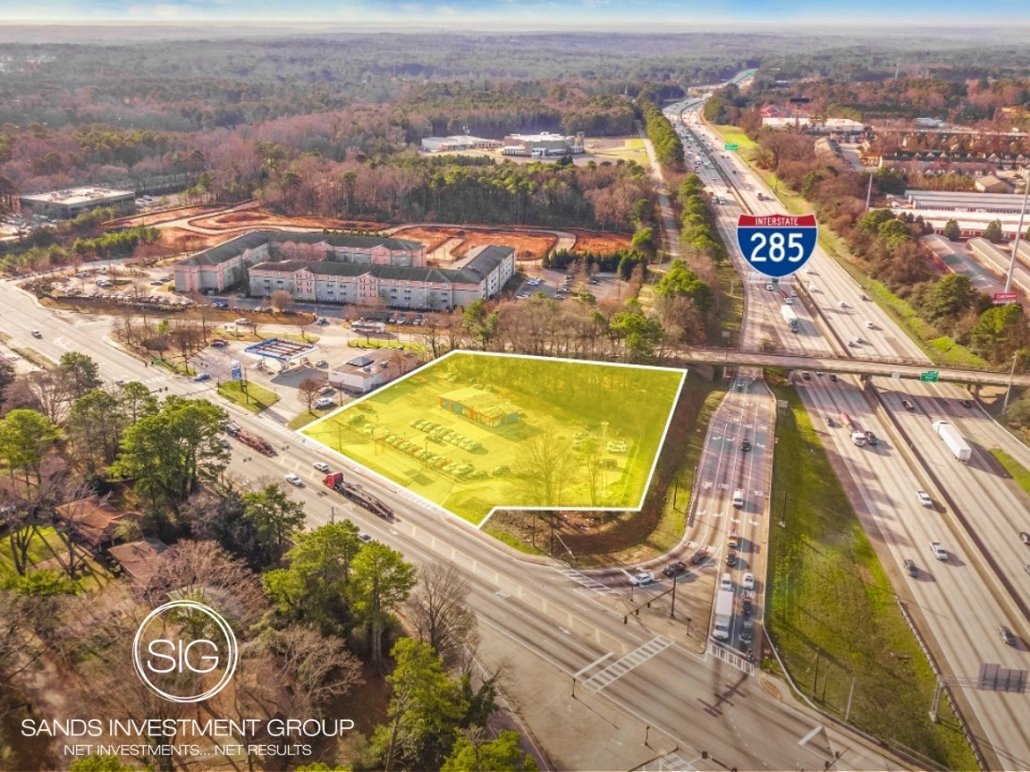 Auto Deals Redevelopment | Decatur, GA