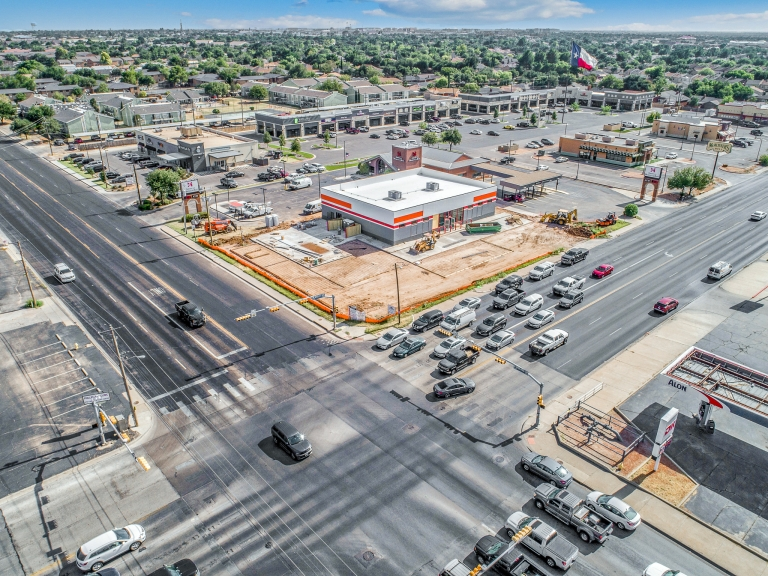 SIG Handles Transaction of AutoZone Property For Sale in TX