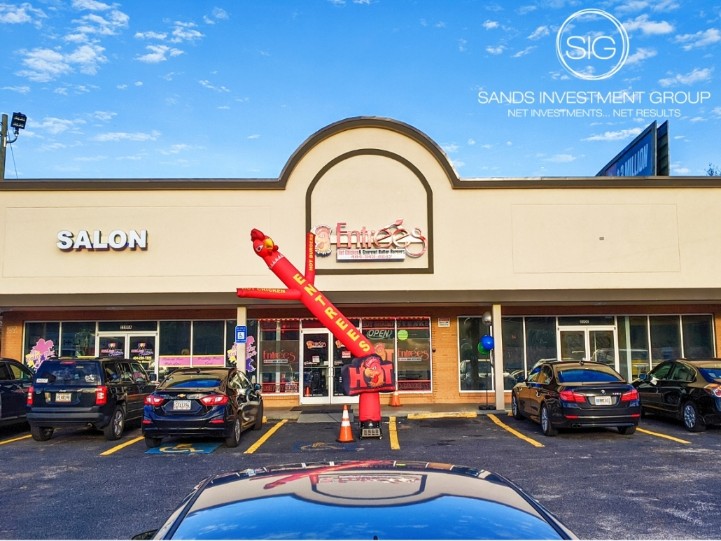 Candler Square Strip Center | Decatur, GA