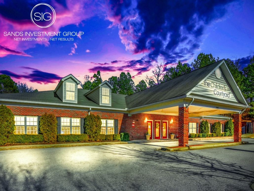 The Children's Courtyard | Suwanee, GA