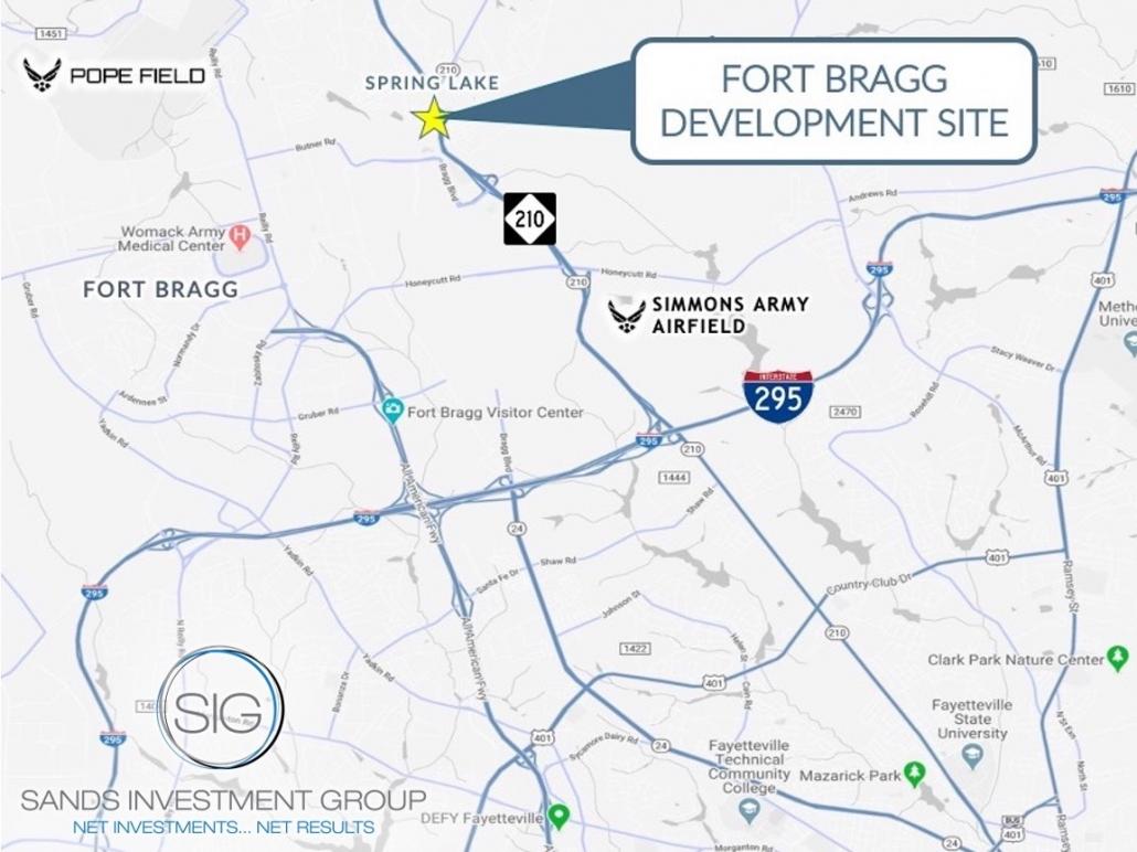 Fort Bragg Development Site | Spring Lake, NC