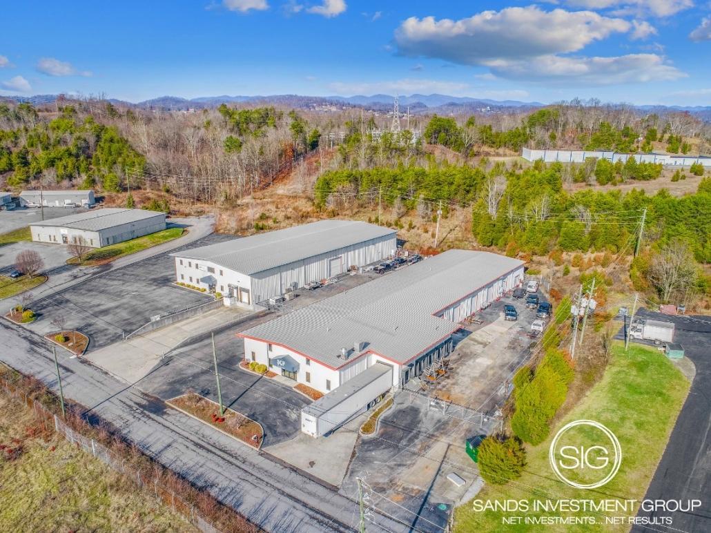 5-Unit Warehouse Portfolio | Kingsport, TN