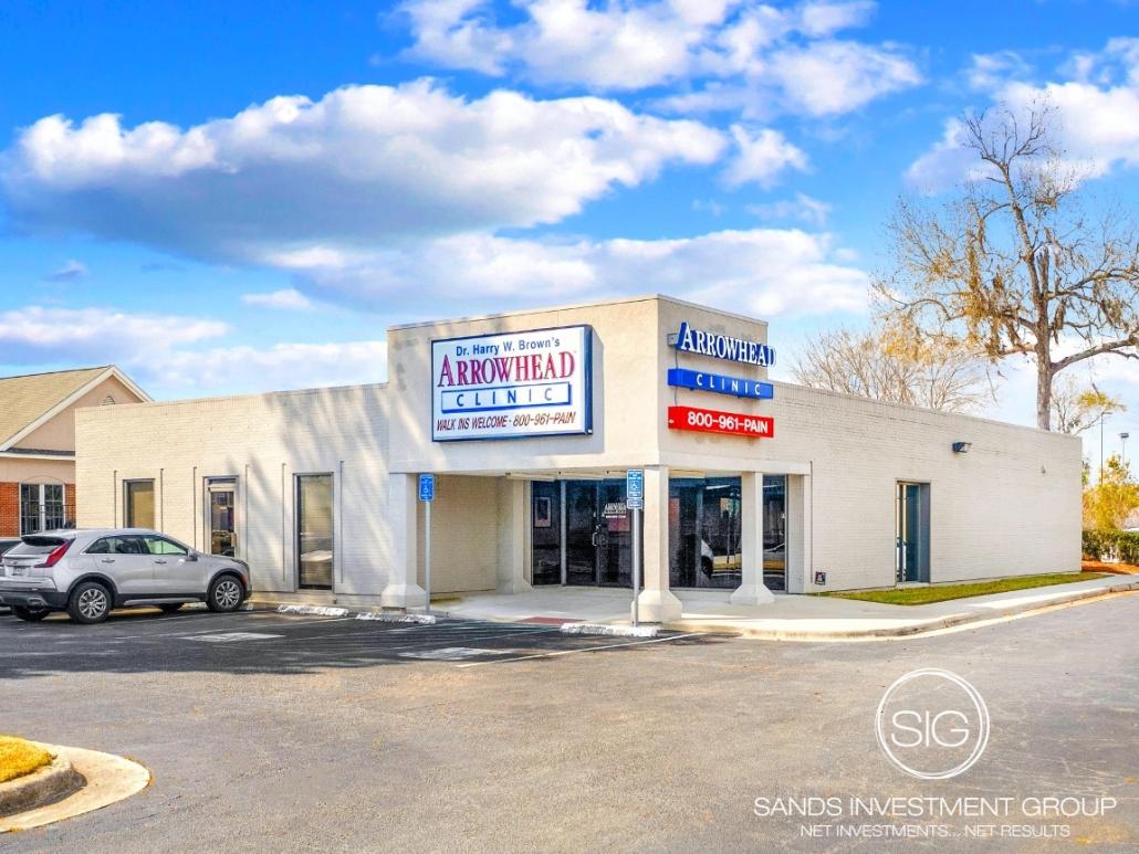 AppleCare | Arrowhead Clinic Sublease | Savannah, GA