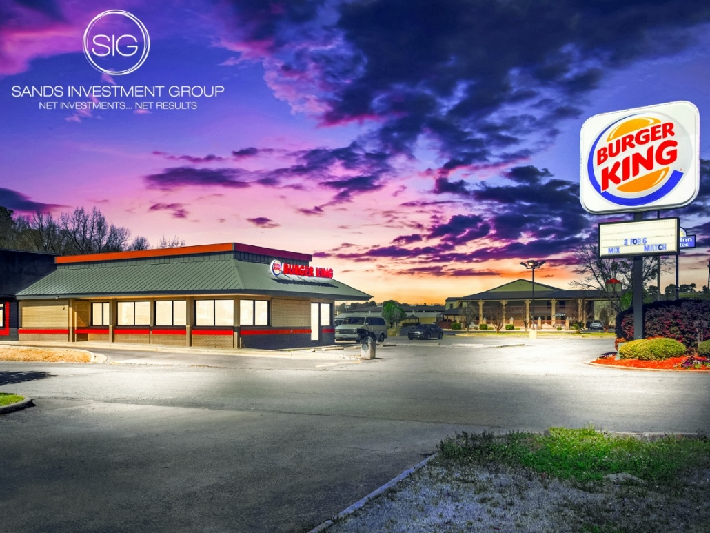 Burger King | Pine Bluff, AR