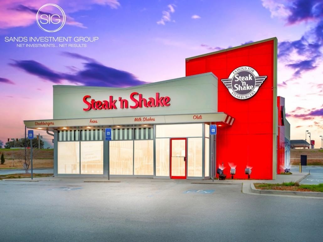 Former Steak 'n Shake   Statesboro, GA
