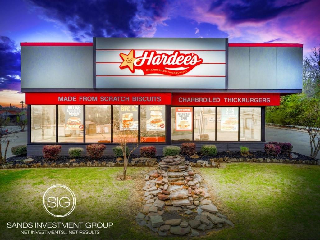 Hardee's | Sheridan, AR