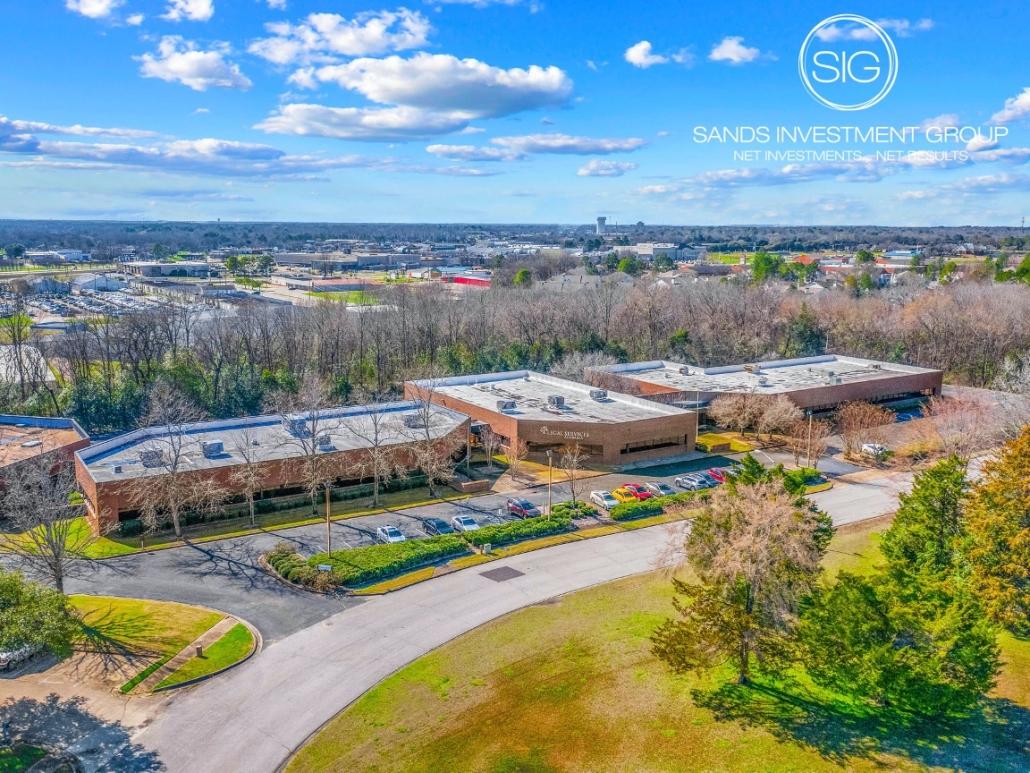 Montgomery Office Park | Montgomery, AL