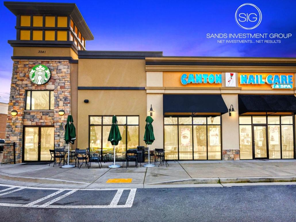 Starbucks Strip Center | Canton, GA