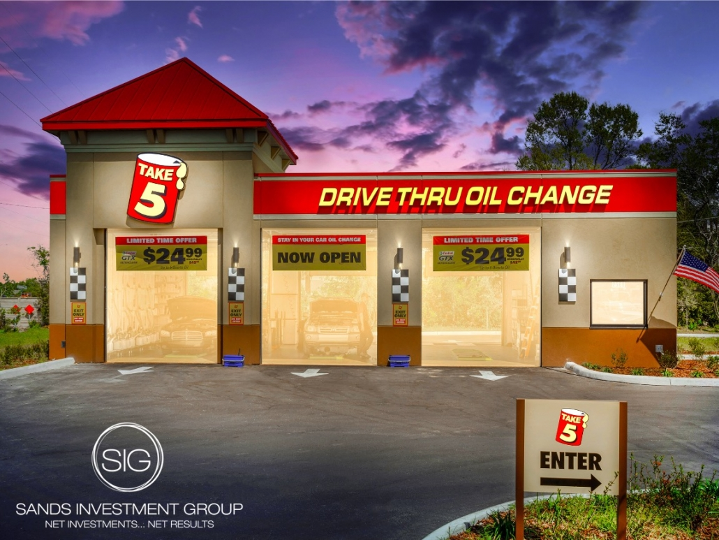 Take 5 Oil Change | Tampa, FL