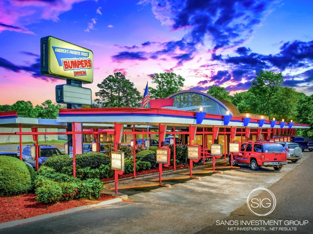 Bumpers Drive-In | Brookhaven, MS