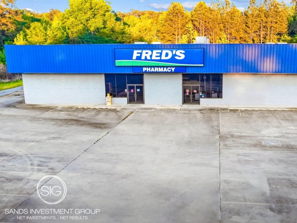 Former Fred's   Crossett, AR