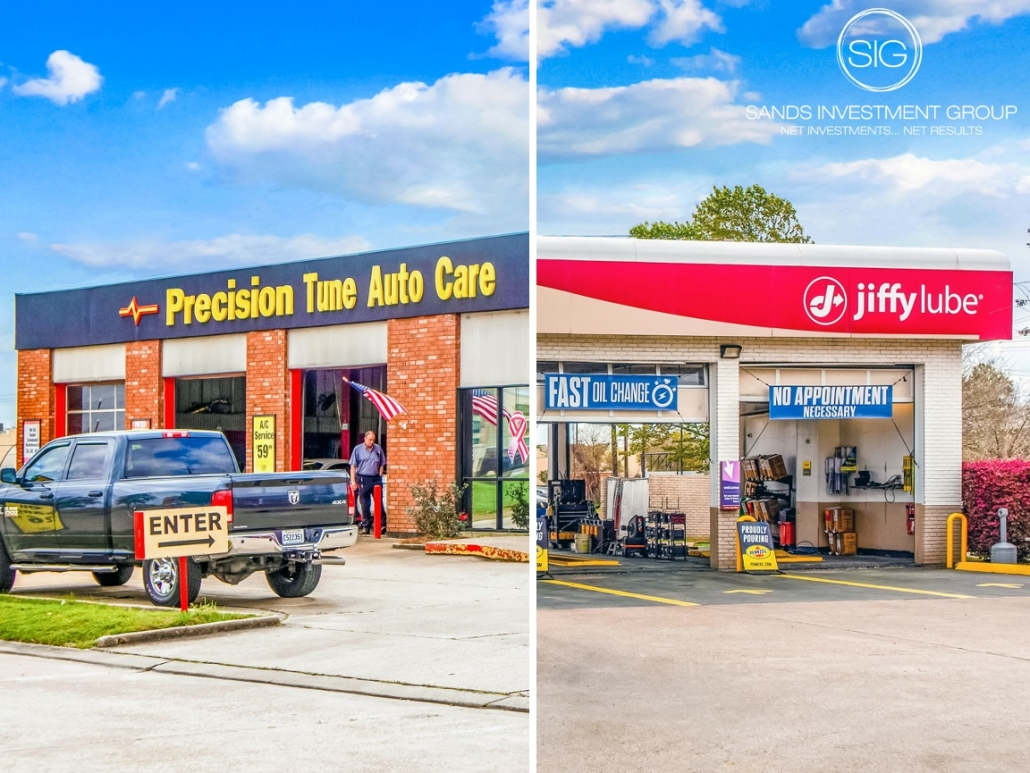 Jiffy Lube & Precision Tune Auto Care | Alexandria, LA
