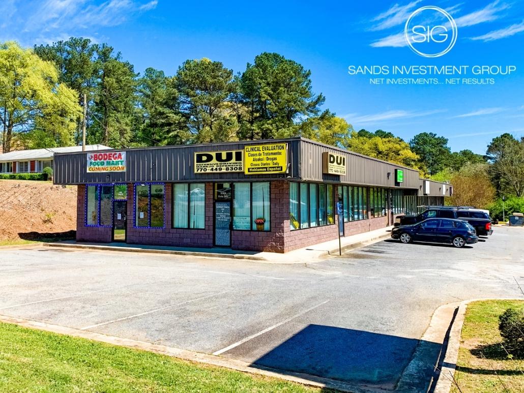 Norcross Strip Center   Norcross, GA