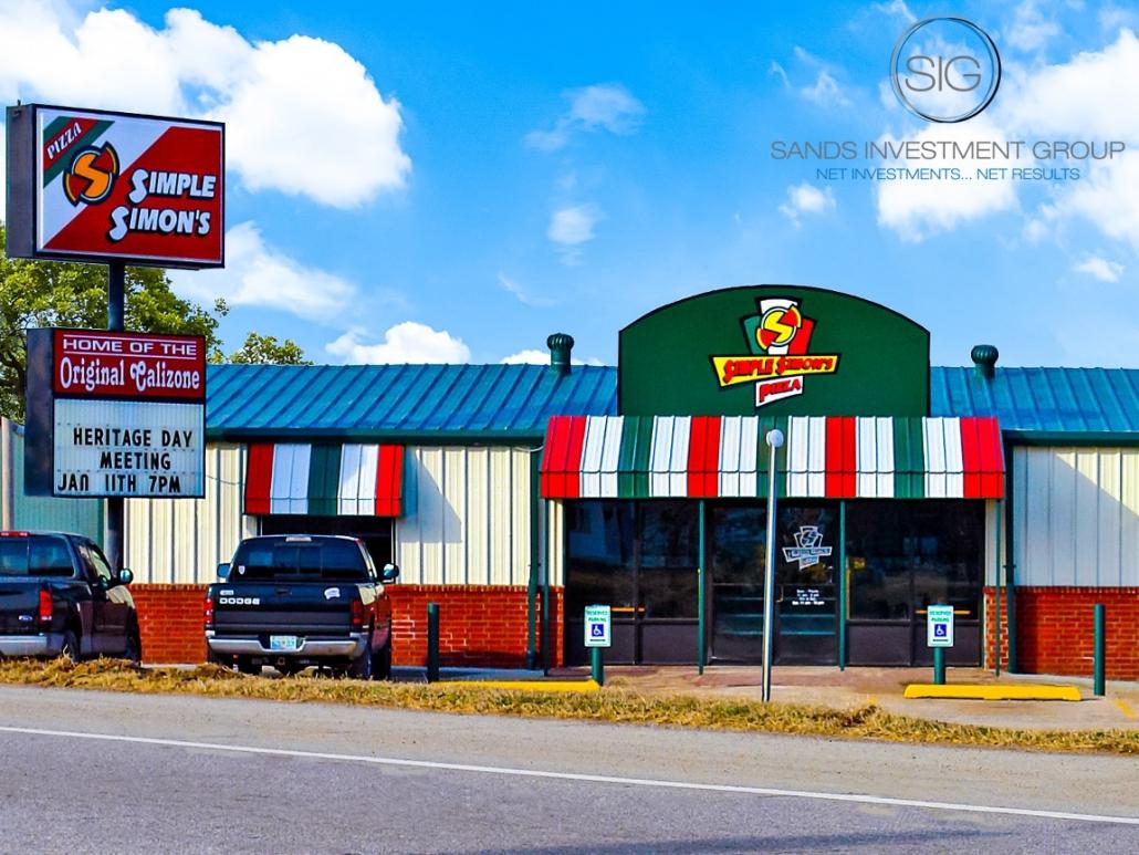 6-Unit Simon's Pizza & CheeZies Pizza Portfolio | OK