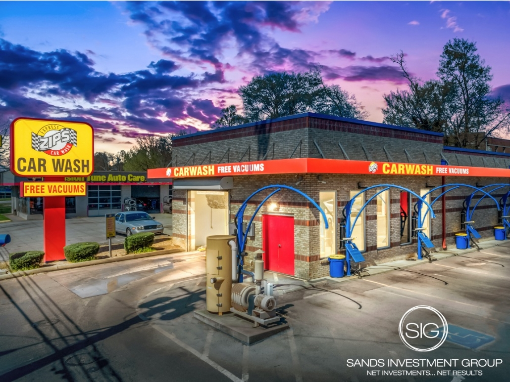 Zips Car Wash | Knoxville, TN