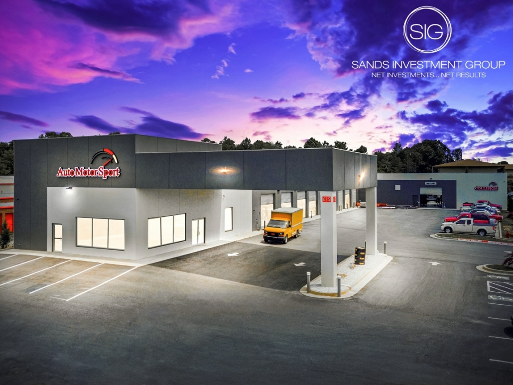 AutoMotorSport & Collision | Stockbridge, GA