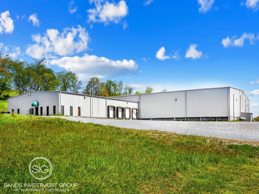 Cold Storage Warehouse | Abingdon, VA