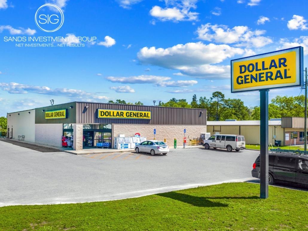 Dollar General | Ray City, GA