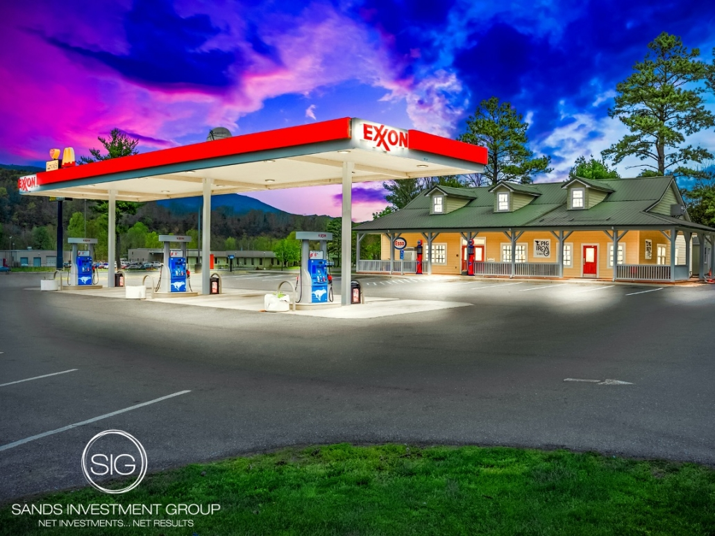 Exxon | Low Moor, VA