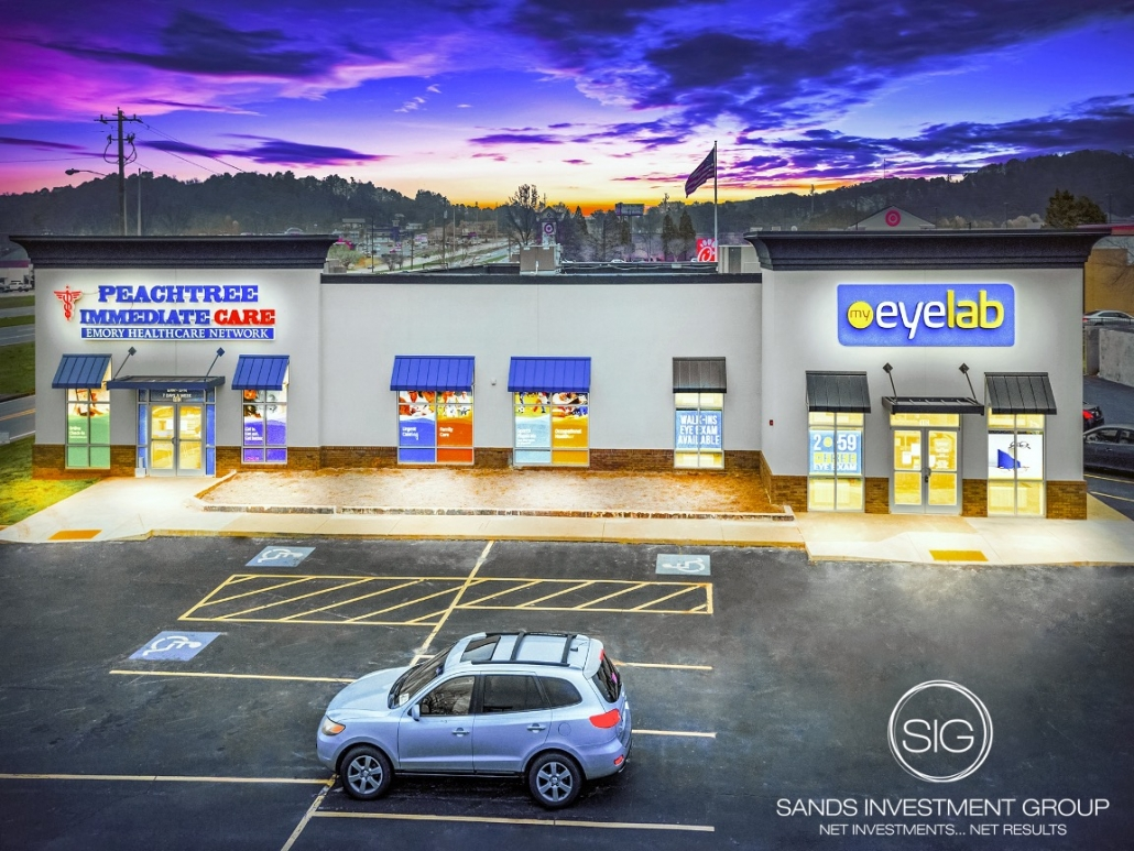 Peachtree Immediate Care & My Eyelab   Cartersville, GA