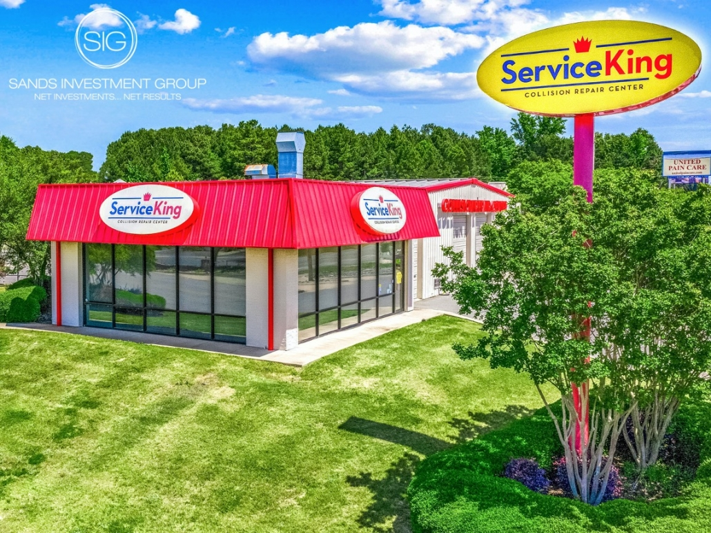 Service King | Sherwood, AR