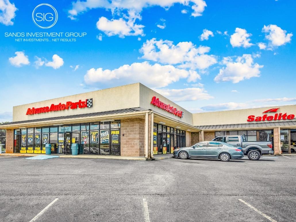 Advance Auto Parts Strip Center | Cumming, GA