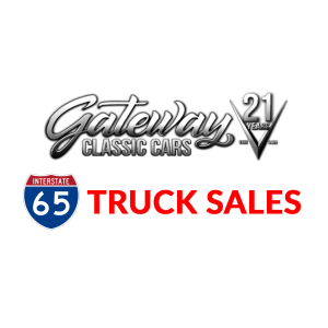 Gateway Classic Cars & I-65 Truck Sales | Memphis, IN