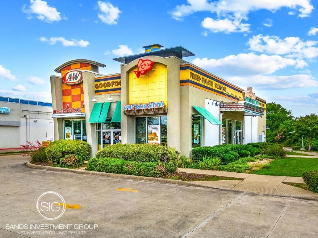 Long John Silver's | A&W | Fort Worth, TX