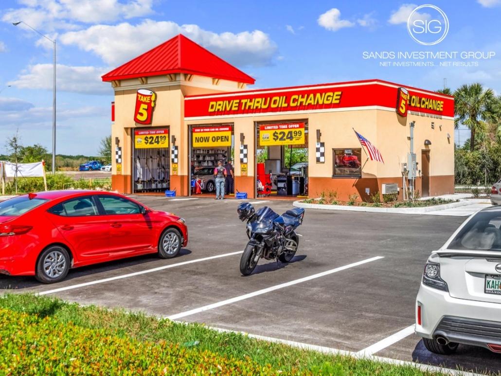 Take 5 Oil Change | Frisco, TX