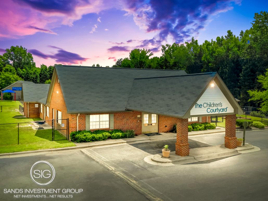 The Children's Courtyard | Kernersville, NC