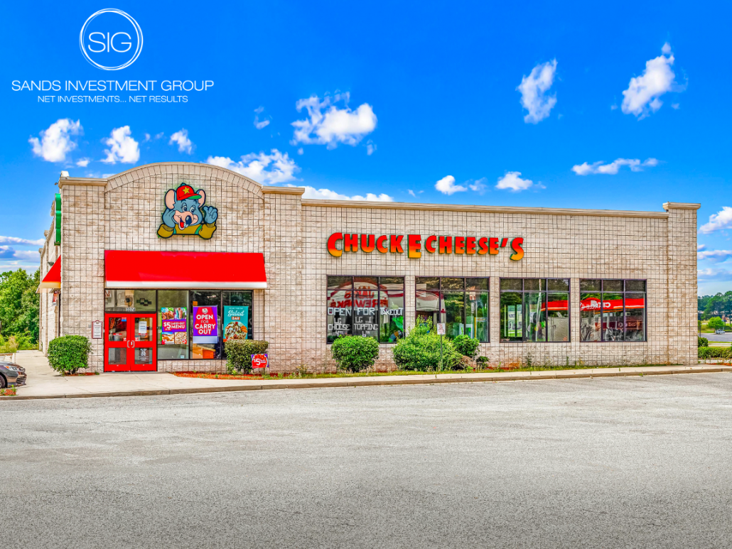 Former Chuck E. Cheese | Macon, GA