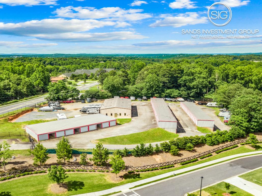 Oaktree Storage | Suwanee, GA