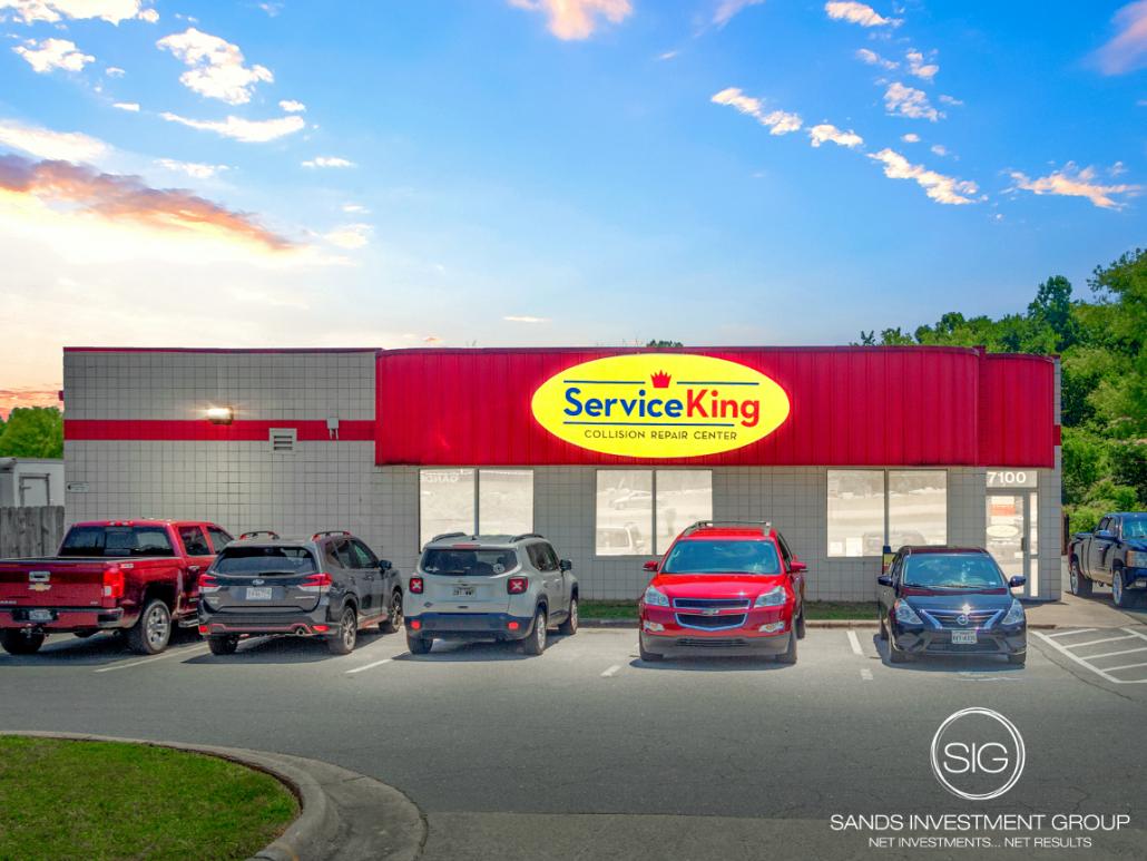 Service King   North Little Rock, AR