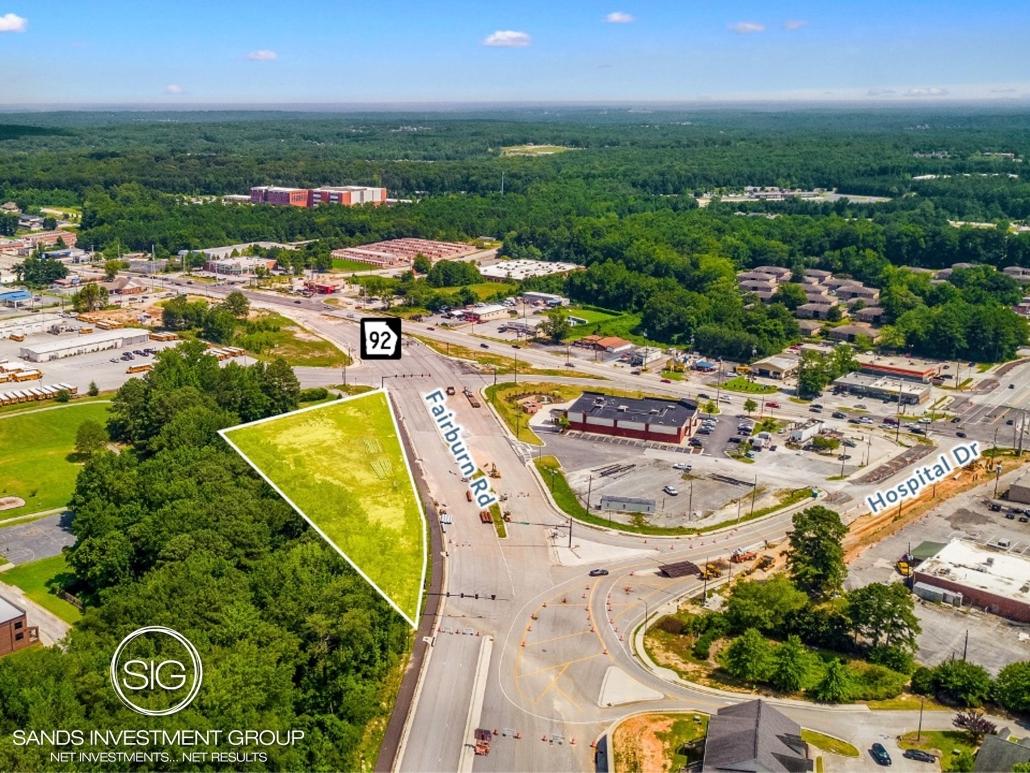 Douglasville Development Site | Douglasville, GA