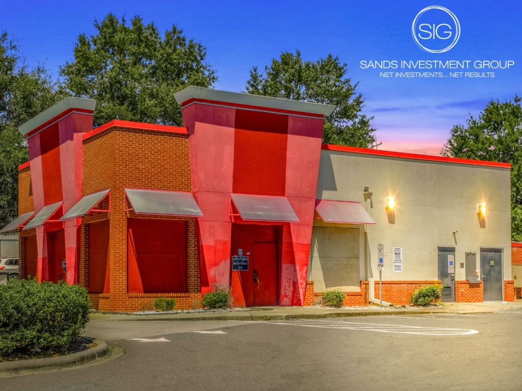 Former Jack in the Box | Charlotte, NC