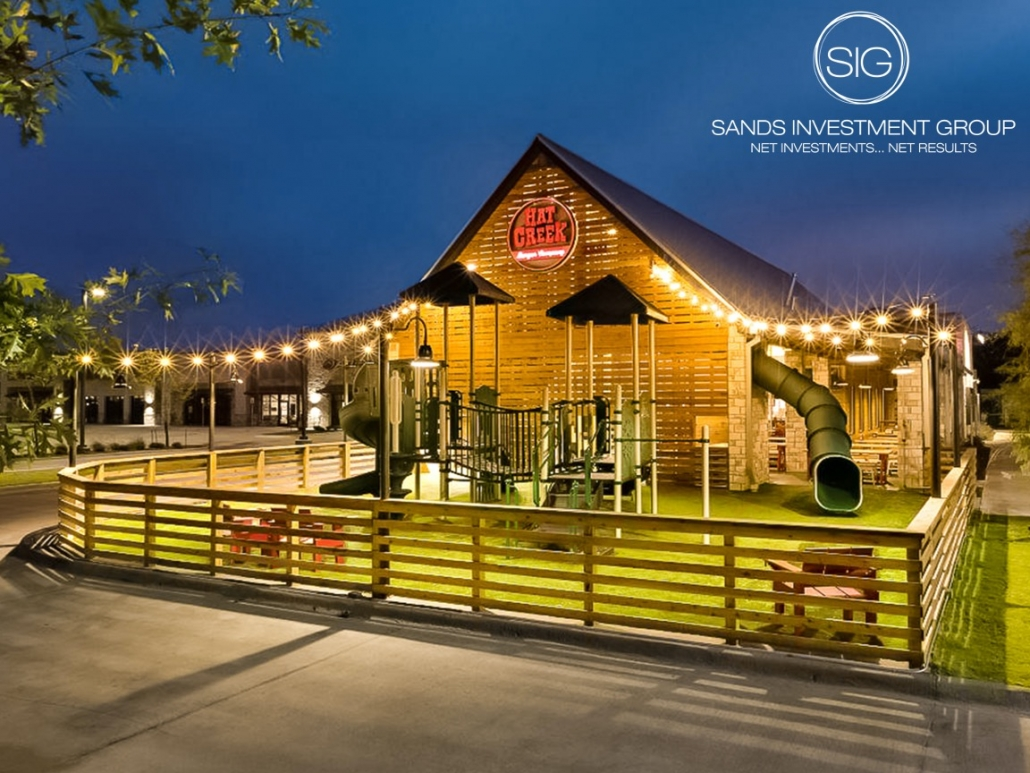 Hat Creek Burger Company | Coppell, TX