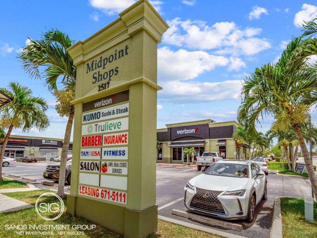 Midpoint Shops | Cape Coral, FL