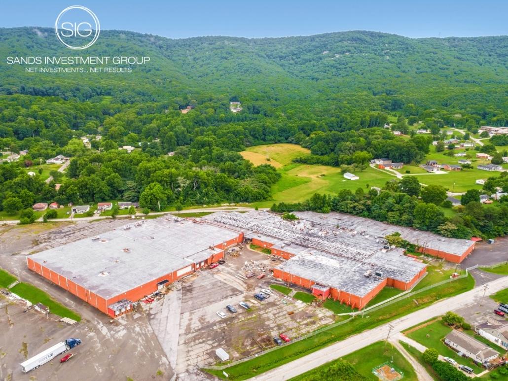 Old Roane Hosiery Warehouse | Harriman, TN