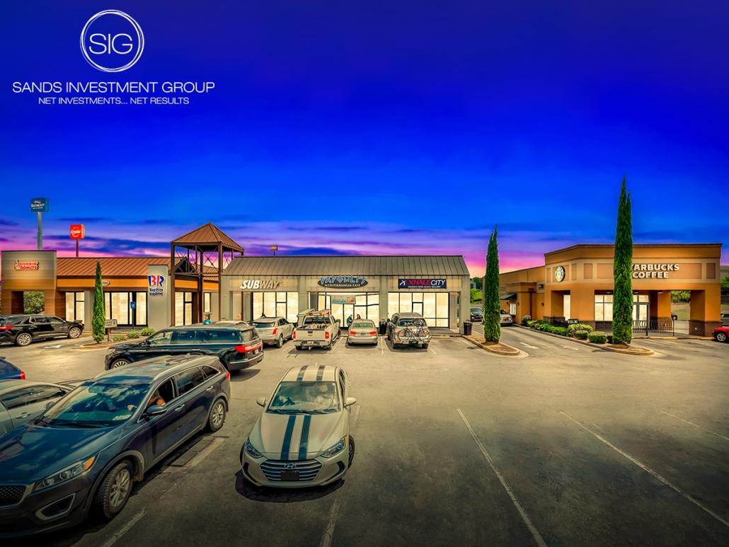 Rivergate Shopping Center | Macon, GA