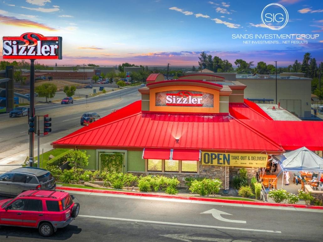 Sizzler   Bakersfield, CA