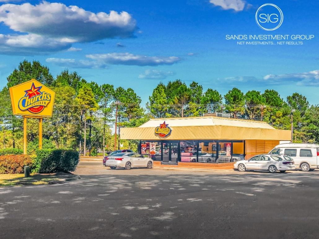 Church's Chicken (Dark) | Pensacola, FL