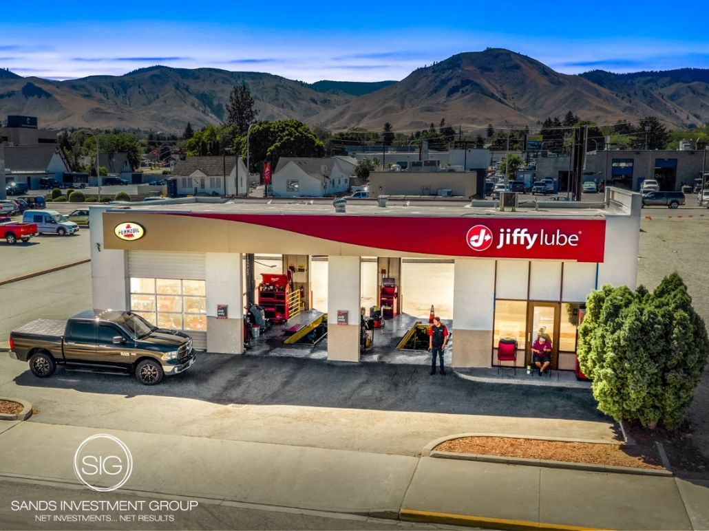 Jiffy Lube | 920 N Mission | Wenatchee, WA