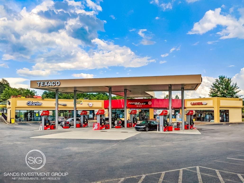 Texaco Strip Center   Lawrenceville, GA